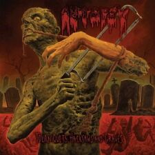 Autopsy Tourniquets Hacksaws and Graves LP Vinyl Record 2014 Peaceville