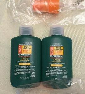 Avon Skin so soft Expedition Travel size Pump spray  set of 2