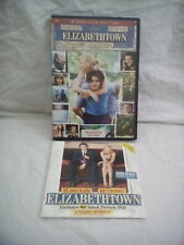 Elizabethtown Dvd Widescreen Orlando Bloom Kirsten Dunst + Free Rare Promo Disc