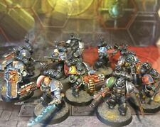 pro painted deathwatch warhammer 40k space marines squad kill team