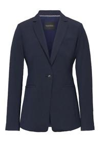 Banana Republic Womens Lean-Fit Washable Wool-Blend Blazer Size 16 Tall #427878