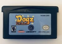 DOGZ: FASHION Nintendo Game Boy Advance 2006 GameBoy Loose Cart GBA SP DS DSL