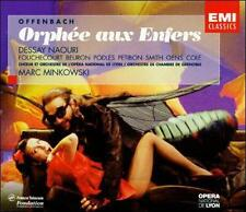 Offenbach: Orph'e aux enfers (CD, Dec-1998, 2 Discs, EMI Music Distr. Natalie De