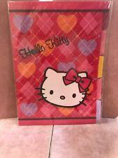 Hello Kitty Index Potfolio Folder.
