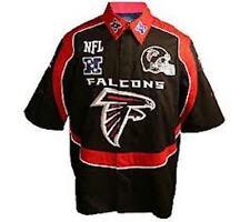 Atlanta Falcons Endzone Shirt 6XL Pit Crew Style NFL Specialty Helmet Logo