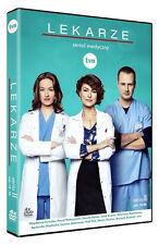 Lekarze - Sezon 2, serial TV (DVD 4 disc) 2013   POLISH POLSKI