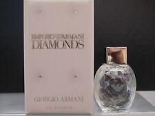 Emporio Armani Diamonds For Women 0.17 oz Eau de Parfum Splash Mini