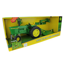 Tomy Big Farm 1:16 Scale John Deere 4020 Tractor w/Attachments