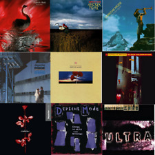 Depeche Mode - 20th Century Vinyl Collection Bundle - 9 LP's - (New & Sealed)