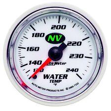 AutoMeter 7332 NV Mechanical Water Temperature Gauge