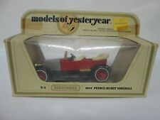 Vintage Matchbox Models of Yesteryear Y-2 1914 Prince Henry Vauxhall (1)