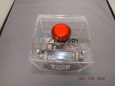 raspberry pi google aiy clear acrylic case