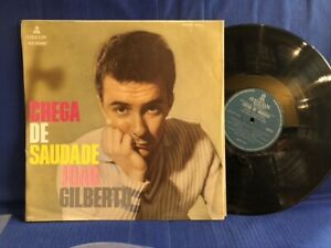 JOAO GILBERTO CHEGA SAUDADE MOFB 3073 ORIGINAL BRAZIL LP EXC