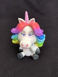 Funko POP Mystery Mini Disney Pixar Inside Out Rainbow Unicorn 2015 Figure RARE