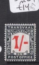 Transvaal Postage Due SG D7 MOG (2doe)