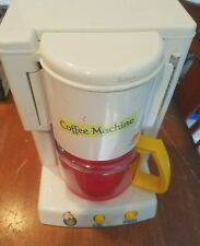 RARE Vintage 1980s EuroPlay Junior Home Coffee Machine Maker Toy