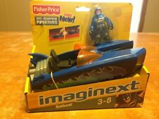 New Fisher Price Imaginext Batman Batboat