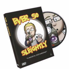 Ever So Sleightly by Paul Squires - Magic Tricks