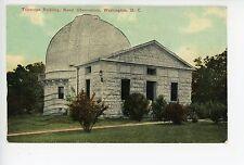 Telescope Building—Washington DC Naval Observatory—Rare Antique PC 1911
