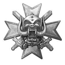 OFFICIAL LICENSED - MOTORHEAD - BAD MAGIC METAL PIN BADGE LEMMY ROCK