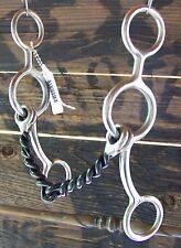Bit - Junior Cow Horse Medium Twist Gag