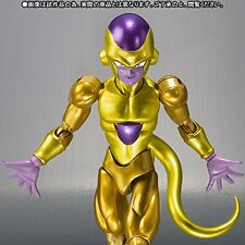 Bandai S.H.Figuarts Dragon Ball Z Golden Freezer Frieza Fukkatsu no F Japan F/S
