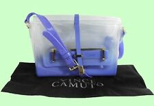 VINCE CAMUTO Jelly Polyvore Wedgewood Crossbody Bag Msrp $98.00 *70% OFF*