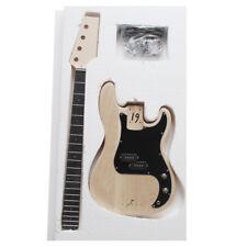 Coban guitarras bajo bricolaje kit Estándar P Ash cuerpo para luthier 3wm6 no