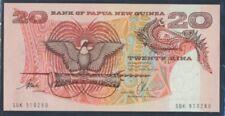 Papoea-Guinee Pick-Aantal: 10b ongecirculeerd 20 Kina (8345823