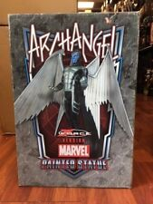Marvel Bowen Statues X Force Arch Angel BOX ONLY JC