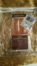 NEW Chris Madden Bethany Double Waterfall Valance Aspen Gold 54x37