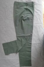 Vintage retro 50s boys 12 years 3 1/2 green pants Play Way Nos