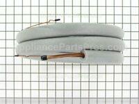WR02X12861 GE Damper Foam Asm 48 OEM WR02X12861