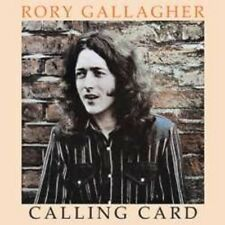 Rory Gallagher - Calling Card - New Remastered CD Album - Pre Order 16/3