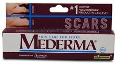 3 x MEDERMA SKIN CARE FOR SCARS GEL/BEST TREATMENT FOR STRETCH MARKS/10gm each
