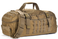 Red Rock Outdoor Gear Travel Duffle Bag Coyote Brown NWOT