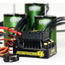 Castle Creations Sidewinder 4, 2-3S, WP ESC w/1410-3800Kv Motor (5mm Shaft) -...