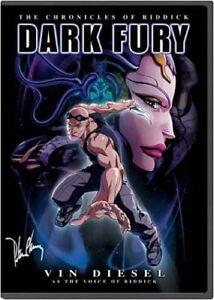 DARK FURY - THE CHRONICLES OF RIDDICK NEW DVD