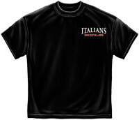 Italians Rule Gildan T-Shirt - PreShrunk Cotton - 6 Sizes