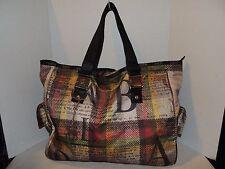 L.A.M.B by Gwen Stefani LeSportsac Donegal Print Tote Bag Large
