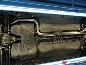 Tubo Marmitta centrale Gr. N no silenz. Lancia Delta 2.0 Turbo 16V Integrale