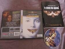 Le silence des agneaux de Jonathan Demme avec Anthony Hopkins, DVD, Thriller