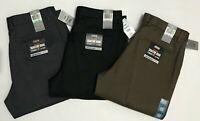 DOCKERS The Original Signature Khaki Straight Fit Men's Trousers W29 W30 W31 W32