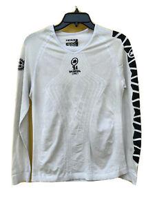 Assos Skinfoil Summer Long Sleeve Base Layer Shirt Body Insulator WOMENS II L XL