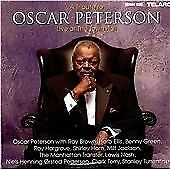 Tribute, Oscar Peterson, Audio CD, New, FREE & Fast Delivery
