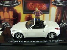 KYOSHO NISSAN FAIRLADY Z <Z33> ROADSTER 2003 [ WHITE ] BEADS COLLECTION SERIES