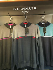 Glenmuir Corrie Touch of Cashmere Sweater- New with Tags