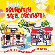 Banks Soundtech Steel Orchestra : Banks Soundtech Steel Orchestra CD (2014)