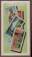 The Hobby of Collecting Advertising Cards With Picures Vintage Trade Ad Card