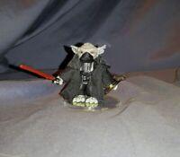 """Star Wars Dark Yoda """"Custom"""" Figure"""